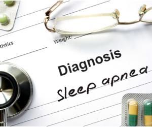 Sleep apnea in truckers