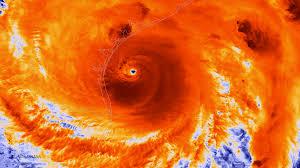 hurricane danger