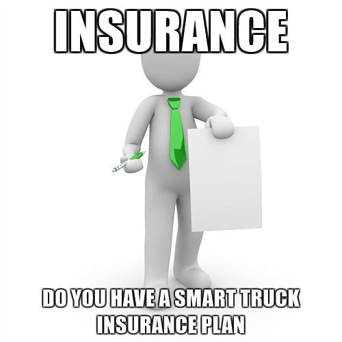 smart truck insurance plan