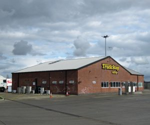 truckers rate truck stops USA