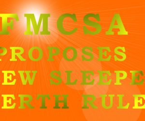 sleeper berth new rule