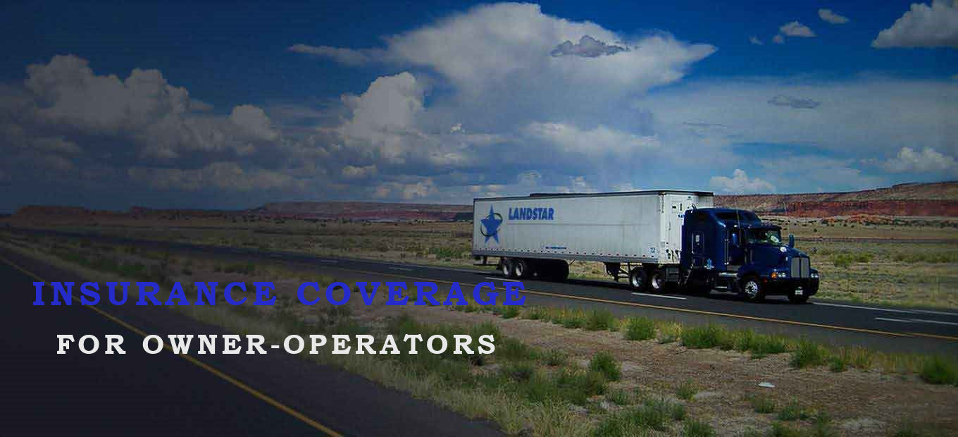 owner operator insurance coverage
