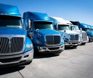 truck driver parking shortage
