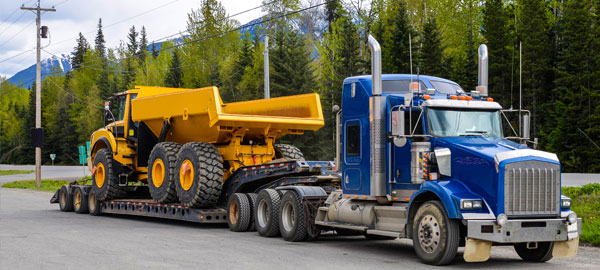 Tips for Starting a Heavy Haul Trucking Business