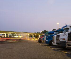 covid-truckstop